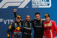 Lewis Hamilton Vs Max Verstappen Duel Is Getting Fierce, Only 2 Points Difference