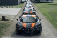 The Fastest Rp 58 M Bugatti Completed Production, but Sorry It's Sold Out