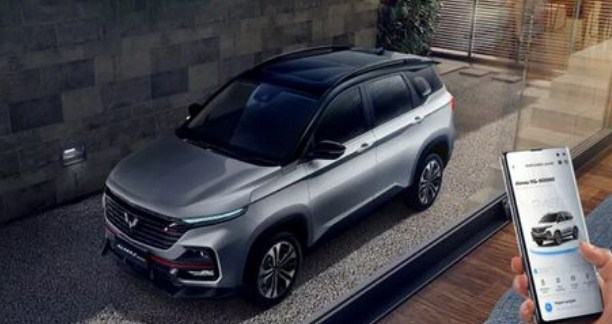 Tough and Advanced Technology, Wuling Almaz RS the Right Choice for Adventure